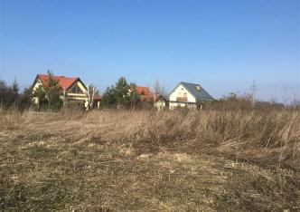 działka na sprzedaż - Błonie, Łąki